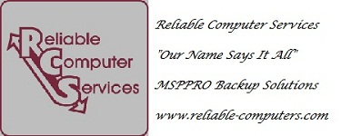 Reliable Computer Services, Inc.